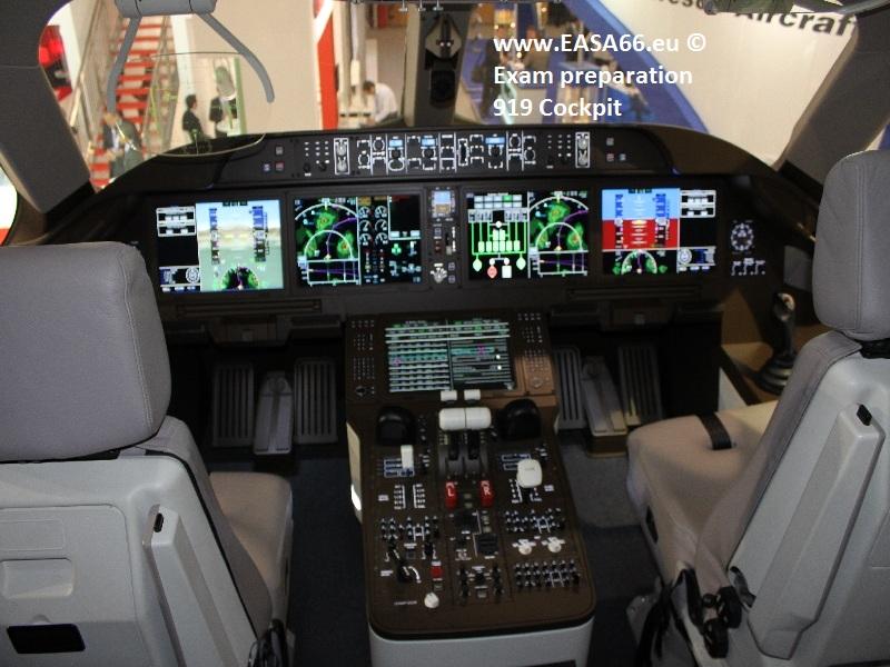 919 Cockpit
